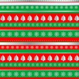 Wrapping Christmas paper