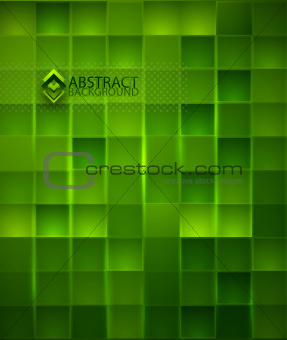 Abstract square background texture