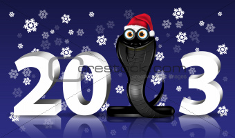 Black Snake year