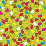 Tweet birds pattern
