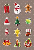 xmas element stickers