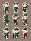 soldier stickers