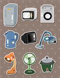 Home Appliances  stickers