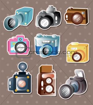 camera stickers