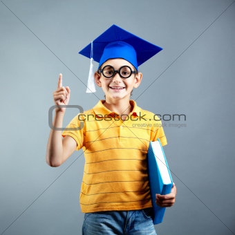 Smart lad