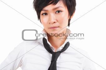 Asian Japanese Rock Girl