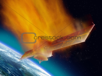 Satellite Reentry