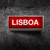 Lisboa Vintage light display