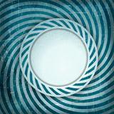 Blue grunge light rays background