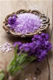 lavender salt 