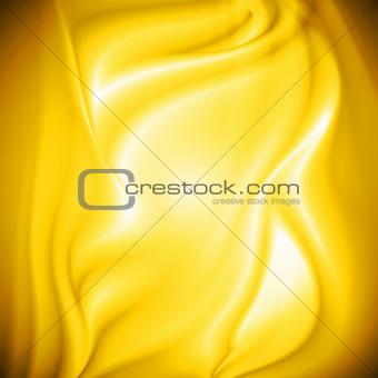 Yellow vector design