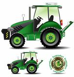 Tractor set (Agriculture version)