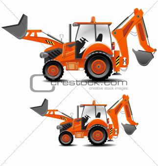 Tractor set