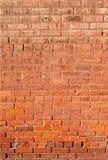 Grungy Brick Wall Wide