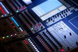 Big Audio Mixing Console