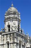 Jeronimos Monastery in  Lisbon,