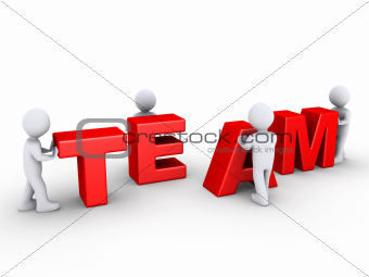 Unite as a team