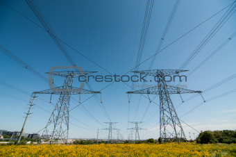 Elecrical Pylon