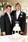 Wedding Reception - Two Grooms