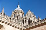 Salamanca Old and New Cathedrals