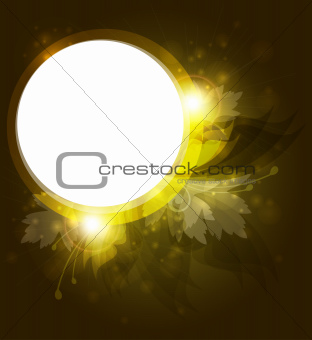 Abstract shining background