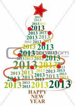 2013 xmas tree
