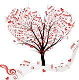 Music tree.