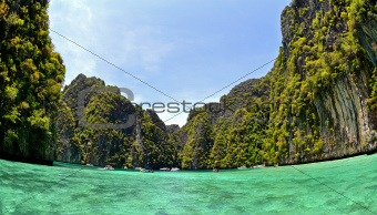 Thailand, Krabi, Ko Phi-Phi Leh,