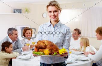 Festive dish