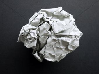 A Paper ball