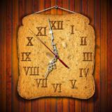 Toast Clock - Breakfast Concept
