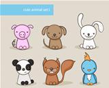 Animal set I.
