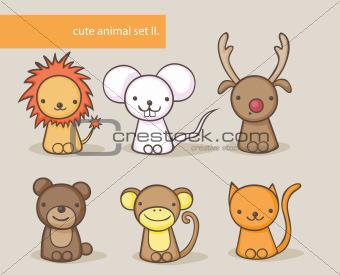 Animal set II.