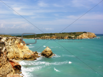 Shores of Cabo Rojo