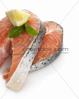 Slices Of Salmon