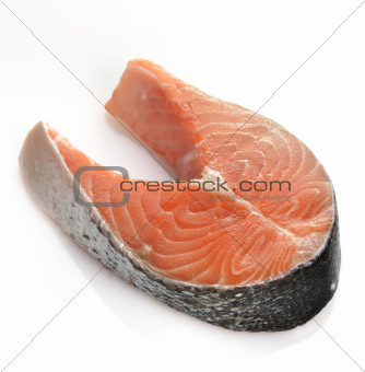 Slice Of Salmon