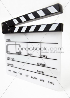 Clapper board/slate