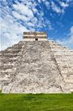 Kukulkan Pyramid, Chichen Itza, Mexico