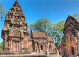 Banteay Srey Temple