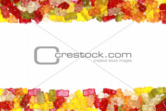 Gummy Bears Frame