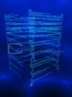 3d code
