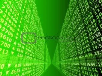 3d stock market