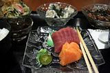 Japanese combo platter