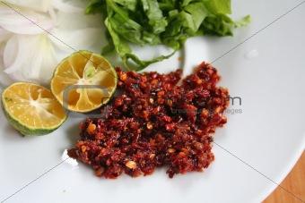 Asian chilli