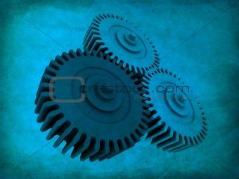 grunge gears