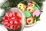 Christmas Cookie Gift