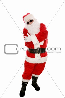 Hip Hop Santa