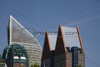 The Hague skyline 2