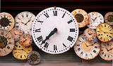 Antique clocks
