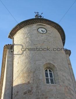 Tower of templars